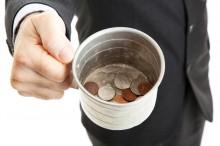 Bad Economy - Begging for Change