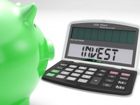 Invest Calculator Shows Investing In Market Stocks