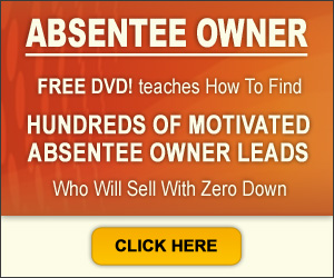 Absentee Owner