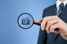 Look for startup