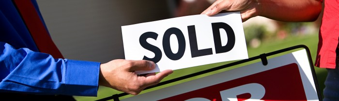 Home: House is Sold Successfully